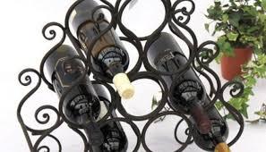 shelving gratify laudable small metal wine rack dreadful small