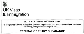 What Is Employer Mean Entry Clearance Application Refusals And What They Mean The Visa