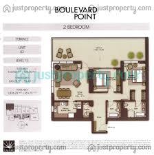 boulevard point floor plans justproperty com