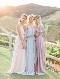 tenue mariage invitã 1001 idées pour la robe pastel pour mariage trouvez les