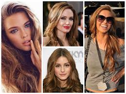 idears for brown hair with blond highlights hightlight ideas for brown hair hair world magazine