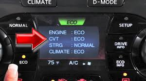nissan qashqai eco mode 2014 nissan juke integrated control system i con if so
