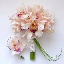 wedding flowers orchids cymbidium orchid wedding bouquet medium of honor
