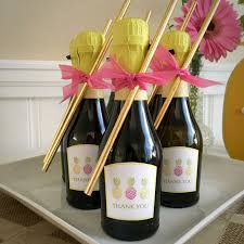 wine themed bridal shower pineapple themed bridal shower