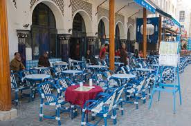 blue city morocco chair image 78574 by peter erik forsberg