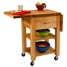 Folding Kitchen Cart by Home Decorators Collection 22 In W Granite Top Kitchen Island