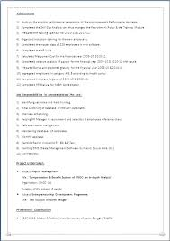 Sample Resume For Mba Hr Experienced by Resume Blog Co Mba Hr With 4 Years Experience Beautiful Resume