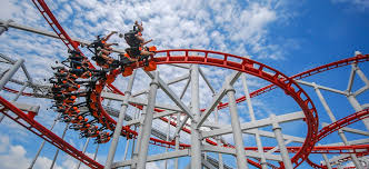 New York Six Flags Great Adventure Live It Up At Six Flags Great Adventure Discounted 1 Day Park