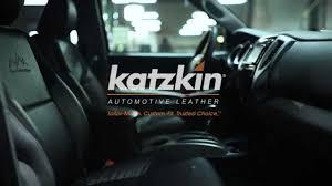 Katzkin Interior Selector 2016 Katzkin Automotive Leather How To Order Katzkin Youtube