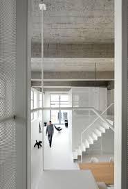 architecture nice concrete ceiling unit design idea applied in