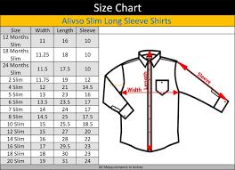 alviso boys white long sleeve slim fit dress shirt with no collar