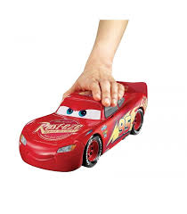 lighting mcqueen pedal car cars 3 lightning mcqueen change and speed mattel futurartshop