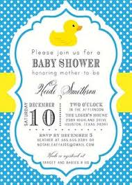 duck baby shower invitations rubber ducky baby shower invitations marialonghi