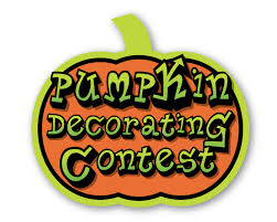 Halloween Cubicle Decorating Contest Flyer by Pumpkin Decorating Contest Clipart Clipartxtras