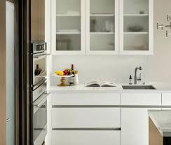 Glass Upper Cabinets Upper Kitchen Cabinets With Glass Doors Kitchen Decoration