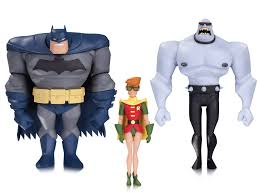 Dark Knight Halloween Costume Batman Animated Series Legends Dark Knight 3 Pack