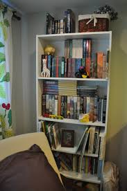 cheap kids room storage design with ikea hemnes bookcase and cozy
