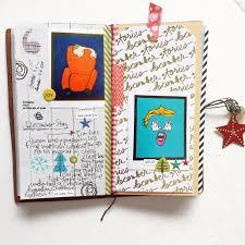 pattern play notebooks december traveler s notebook by jil larson fyc pattern play st