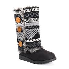 womens winter boots muk luks andrea womens winter boots jcpenney