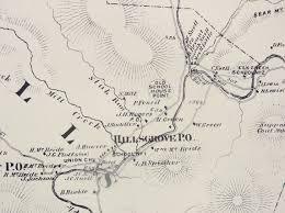Map Of Berks County Pa Bryan Cemetery