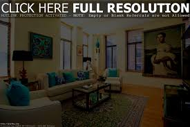 Living Room Decorating Ideas Orange Accents Furniture Tasty Turquoise Living Room Accessories Cool And