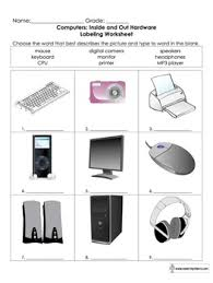 awesome collection of computer science worksheets for grade 6