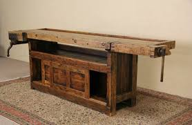 Kitchen Island Or Table by Sold Carpenter 1900 Antique Mabsey Workbench Kitchen Island Or