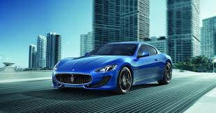 new maserati granturismo sport with improved 460hp v8