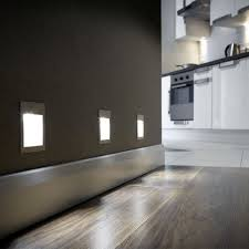 kitchen plinth lights sensio lighting solutions for your kitchen bathrooms and