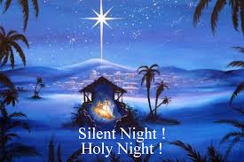 silent night and o holy night are two wonderful christmas eve carols