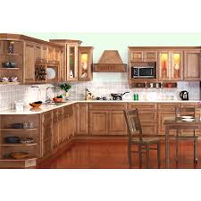 kitchen cheerful l shaped 10x10 kitchen design with rich brown