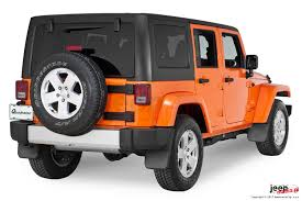 logo jeep wrangler tylne błotniki chlapacze z logo jeep 07 17 jeep wrangler jk