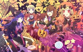 anime halloween anime halloween 754686 walldevil