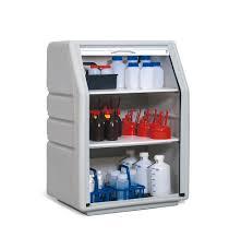 kitchen cabinet roller shutter polyethylene safety cabinet for storing acids u0026 alkali