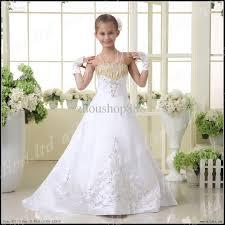 new design kids pageant dress bridesmaid dance party princess