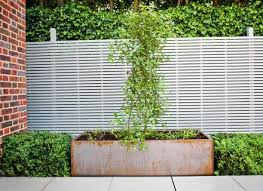 modern garden fencing ideas enchanting from fence with yards dunneiv