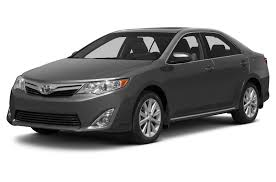 2012 toyota camry new car test drive