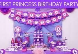 1st birthday girl themes birthday girl themes ideas princess sofia sofia the birthday