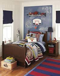 home design bedroom 50 sports bedroom ideas for boys home themed remodel 4