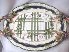 fitz and floyd platter ebay