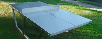 aluminum ping pong table outdoor table tennis ping pong table commercial systems australia