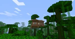Coolest Minecraft Treehouse My MineCraft TreeHouse External View by