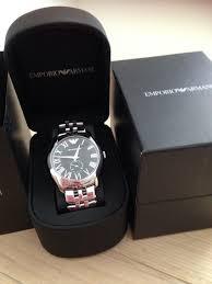 men u0027s emporio armani watch ar1706 watch shop com