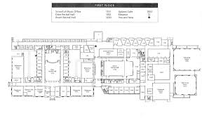 Concert Hall Floor Plan Facilities Fredonia Edu