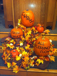 Decorate Table For Thanksgiving Best 25 Fall Church Decorations Ideas On Pinterest Fall Wedding
