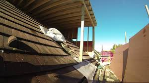 Timber Dormer Construction Loft Conversion Putting Up A Dormer Side Wall Youtube