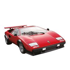 car lamborghini red lamborghini countach model modelspace