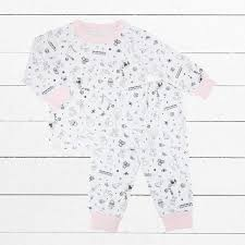 two cupcakes pink one pair of pyjamas baby pyjamas baby