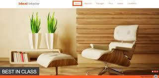 90 free u0026 paid interior design u0026 furniture store website