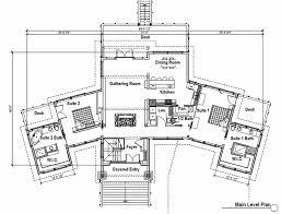 craftsman style house plan 4 beds 3 50 baths 2988 sq ft plan 451 10